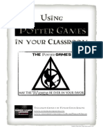 Potter Games Lessons