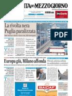 La Gazzetta Del Mezzogiorno 02-08-2011