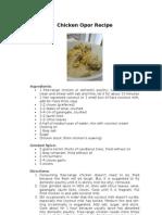 Chicken Opor Recip1