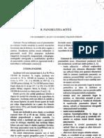 i Popescu - Pancreatita Acuta