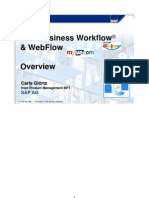 Sap Workflow And Webflow