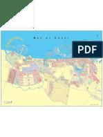Dubai Map - Printable