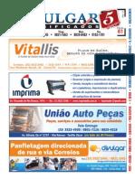 Jornal Divulgar Classificados - Edição 61