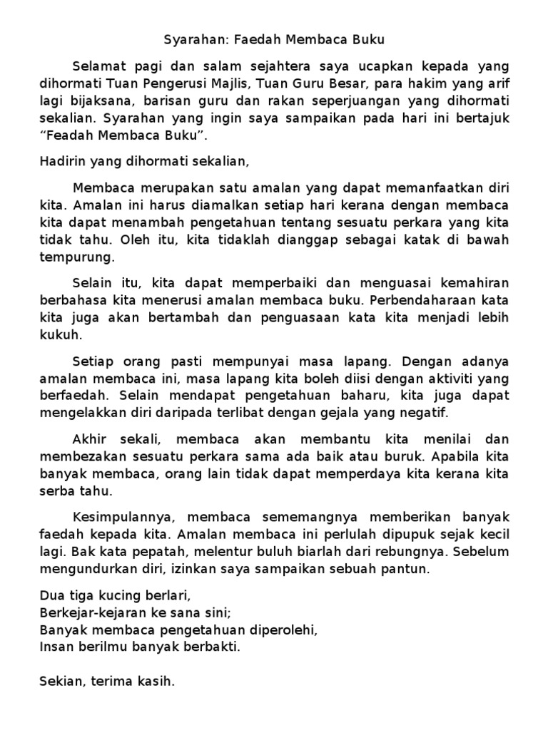 1464729798 - Bahasa Melayu Thn 4 Surat Tidak Rasmi