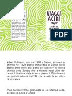 [PDF ITA] Viaggi Acidi - Albert Hofmann