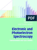 Electronic and Photo Electron Spectroscopy