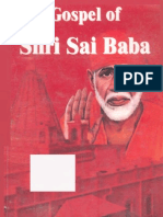 Gospel of Shri Sai Baba