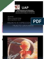 Aborto e Infecciones Del Tracto Urinario