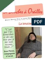 De Bouches à Oreilles n°214 Janvier 2011