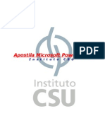 Apostila de Power Point CSU