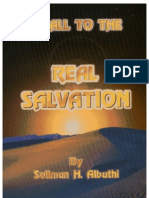 A Call to the Real Salvation By Soliman H. Al-But'he