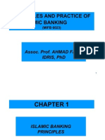 Chapter 1 - Islamic Banking Principles