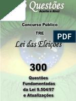 E-BOOK LEI DAS ELEIÇÕES 9.504-97