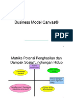 Presentasi-Model Bisnis Kewirausahaan Sosial