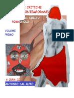 Antonio Dal Muto - CRITICA D'ARTE - Volume Primo