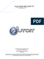 Learning to Script With AutoIt V3 (Last Updated 17 Feb 2010)