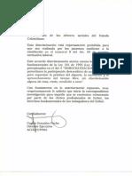 Acolfutpro denuncia ante Coldeportes el pacto discriminatorio de los clubes que vulnera los derechos de los futbolistas / página 4