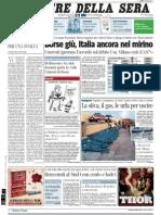 Il Corriere Della Sera 02-08-2011