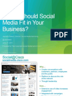 Where Should Social Media Fit in Your Business?