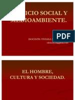1º clase EL HOMBRE, CULTURA Y SOCIEDAD