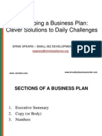 Fully Baked - Business Plan Presentation