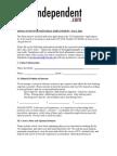 Editorial Application Fall 2011