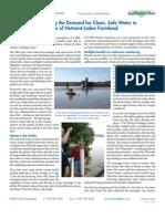 YSI - Managing Demand for Clean, Safe Water amid Nutrient-Laden Farmland
