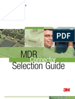 3M MDR ConnectorSelectionGuide