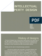 Intellectual Property Rights Design