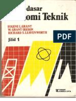Dasar-Dasar Ekonomi Teknik(Eugene L Grant)