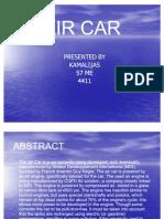 air_car_ppt