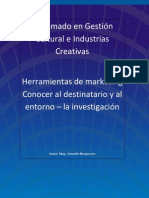 Marketing investigación1