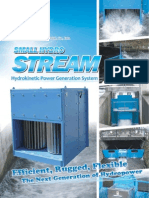Brochure Small Hydro STREAM