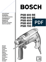 instructiuni bosch 2