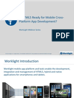 Is HTML5 Ready for Mobile Cross-Platform App Development?