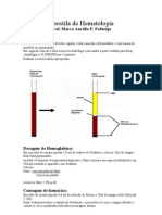 Apostila+de+Hematologia+aulas+práticas