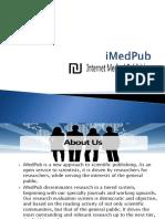 About iMedPub