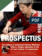 Accupuncture Prospectus 08-10