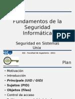 Presentacion Grupo Seguridad a FSI-2011-Unix