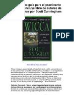 Wicca una guía para el practicante solitario por Scott Cunningham Kindle eBook