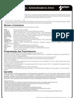 Manual Centrais Acton[1]