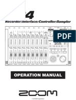r24 Operation Manual