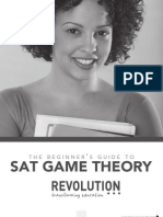 Revolution Prep SAT Workshop Booklet