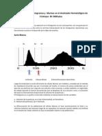 Interpretación de Histogramas y  Alarmas en el Analizador Hematológico de 3 Estirpes  BC 3000 plus