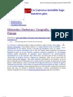 Histosoles (Turberas)_ Geografía, Ambiente y Paisaje