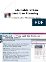 Mansha Chen_Sustainable Urban Land Use Planning Course