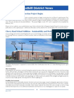 Overview of Phase II of Westhill School District's Capital Project