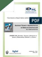 Asistente Técnico de Obra de Construcción CURSO Parte03