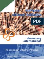 European Citizens Initiative Democracy-International