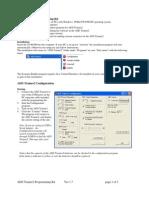 Programming Kit Help
